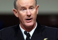 Admiral McRaven asks Trump to revoke his security clearance