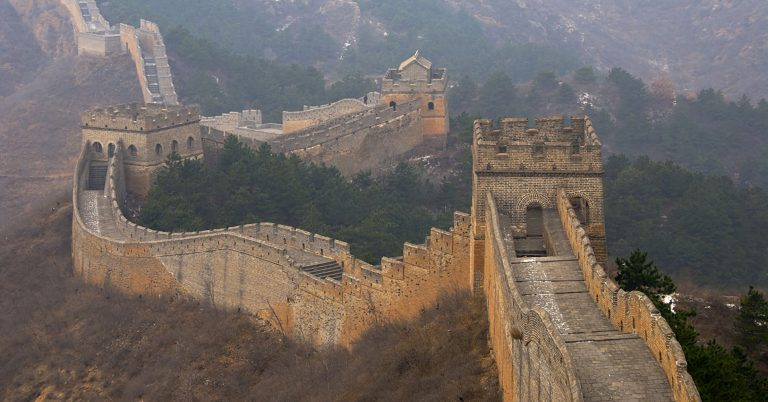 Airbnb cancels its Great Wall of China marketing promotion after China objects
