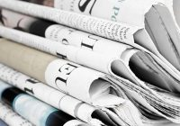 Commentary: Newspapers don't help themselves by coordinating against Trump