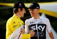 Cycling: Team Sky's Thomas and Froome to skip Vuelta for Tour of Britain