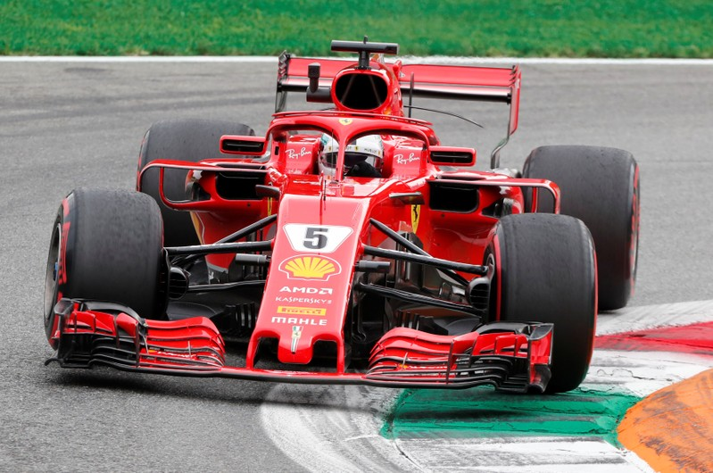 ferrari on top at monza after big ericsson crash fan. Black Bedroom Furniture Sets. Home Design Ideas