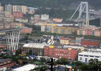 Italy enters blame game after bridge collapse killed dozens