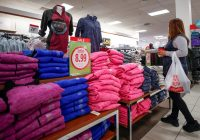 JCPenney same-store sales miss estimates, shares tumble