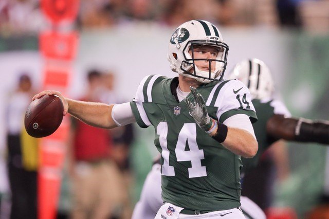 NFL: Atlanta Falcons at New York Jets