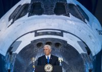 "Pence lays out plans for Trump's ""Space Force"" — live stream"