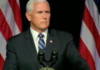 "Pence lays out plans for Trump's ""Space Force"" to be installed by 2020"