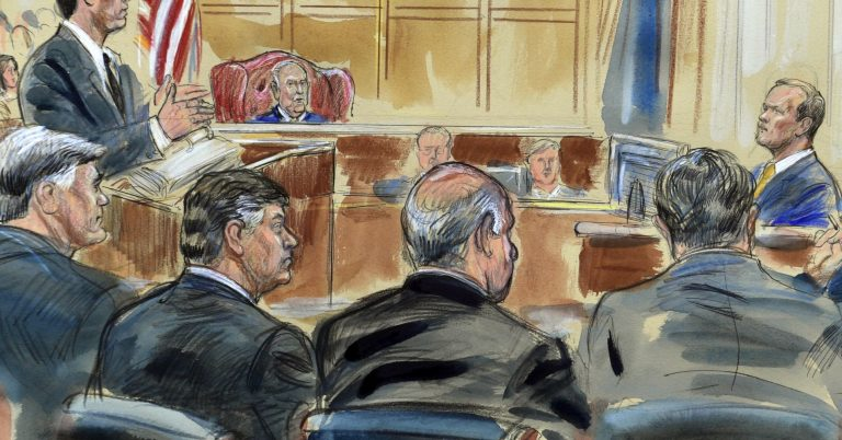 Prosecutors look to wrap case as Rick Gates leaves stand in Paul Manafort trial