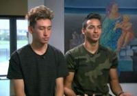 Students who survived deadly shooting battle nerves on first day of school