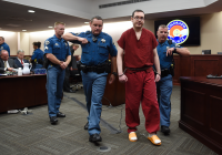 The Latest: Psychiatrist: Much hidden in shooter's mind