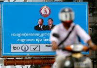 U.S. says it is expanding visa bans over 'flawed' Cambodia poll