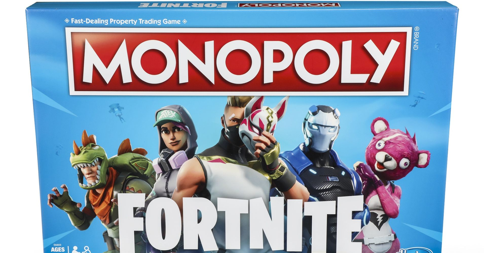 Hasbro is making 'Fortnite' versions of Monopoly and Nerf