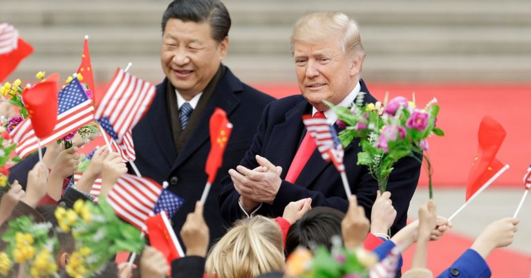 US and China exchange new trade war blows as latest round of tariffs takes effect