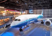 An exhibit dedicated to the Boeing Dreamliner 787 is bringing Japan a little taste of Seattle