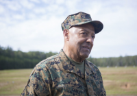 Medal of Honor recipient recalls pulling fellow Marines to safety