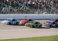NASCAR notebook: Larson falls short