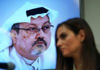 "Rights group calls for Saudis to ""immediately produce"" Khashoggi's body"