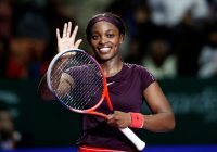Tennis: Stephens stays calm to run away from Osaka in Singapore