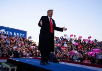 Trump targets birthright citizenship in his latest political Hail Mary with midterms only days away