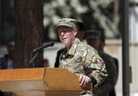 U.S. commander escapes attack, but top Afghan ally killed