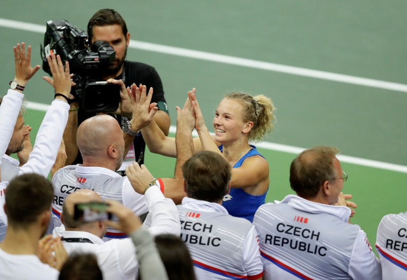 Fed Cup - World Group Final - Czech Republic v United States