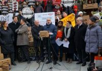 Amazon workers in New York launch campaign to unionize