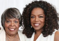 Oprah opens up about saying goodbye to her mother