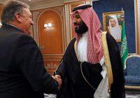 Saudis 'already paid the price' for journalist's murder, Pompeo says