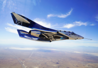 The Latest: Virgin Galactic sending rocket to edge of space