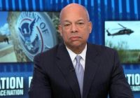 "Ex-DHS chief Jeh Johnson: Trump plan to use disaster funds for border wall ""legally plausible"""