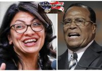 Rashida Tlaib Wrote Column for Louis Farrakhan