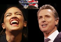 Gruesome Twosome Newsom Didn't Get the Memo