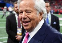 Patriots owner Robert Kraft charged in prostitution sting