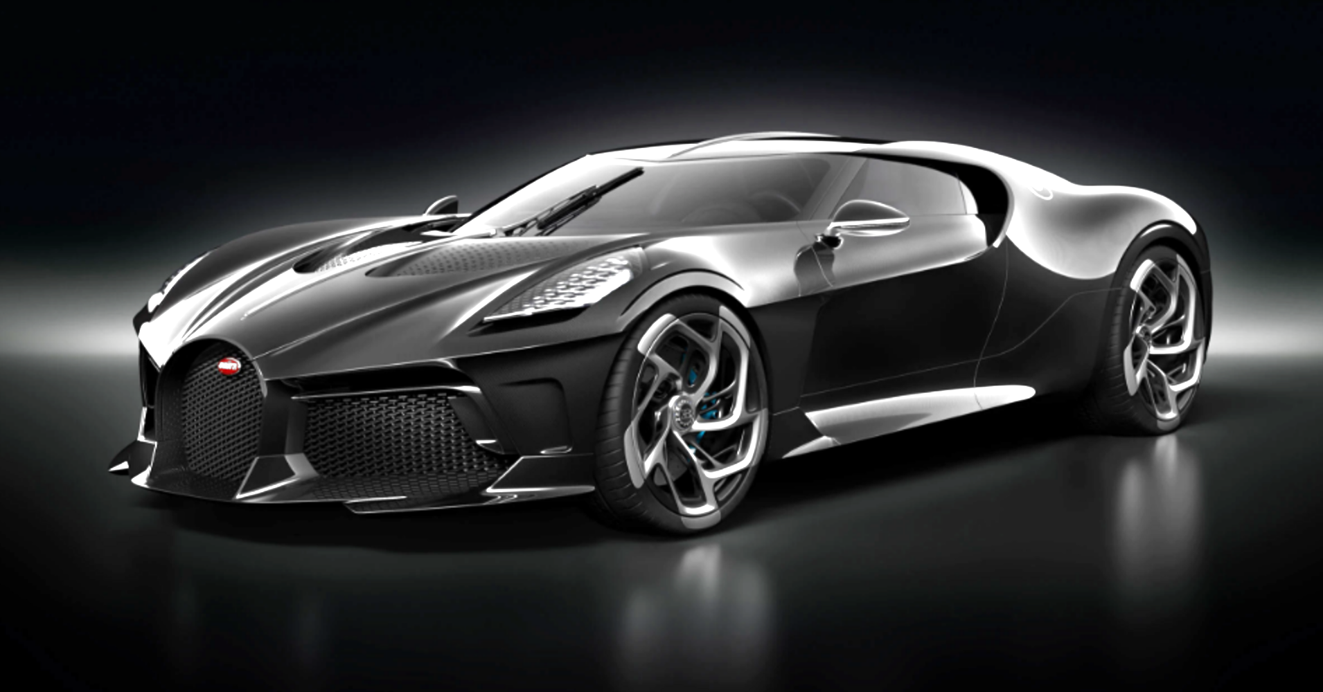 Bugatti unveils the most expensive new car ever built - FAN