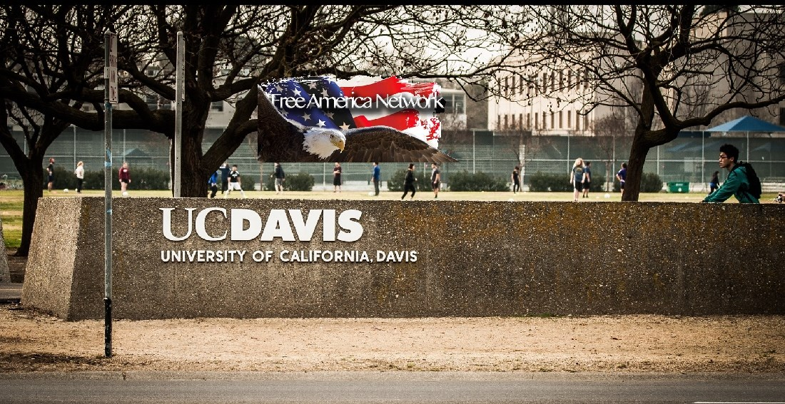 University of California, Davis Supports Professor who