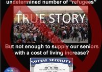 Meme Distorts Facts on Refugees, Social Security