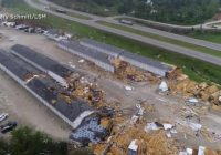 At least 8 dead amid outbreak of severe weather in central U.S.