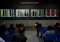 China stocks fall, yuan at four-month low as U.S. trade talks stall