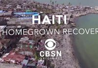Haiti: A Homegrown Recovery