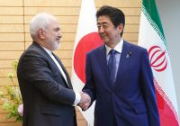 Japan PM Abe considering visit to Iran as early as mid-June: NHK