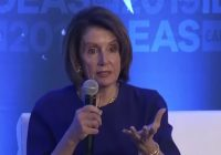 Manipulated Video Targeting Pelosi Goes Viral