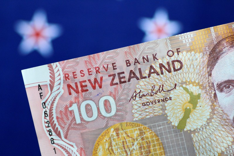 Illustration photo of a New Zealand Dollar note
