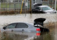 Over a foot of rain falls in South as severe weather heads toward East Coast
