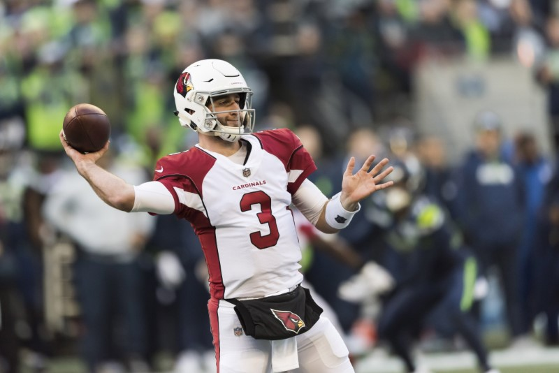 FILE PHOTO: NFL: Arizona Cardinals at Seattle Seahawks