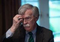US National Security Advisor Bolton says North Korean missile tests violate UN resolution
