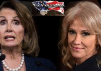 Woman to Woman: Conway and Pelosi at Odds