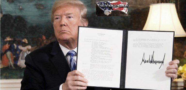 Trump Hits Iran with Hard Sanctions through Executive Order