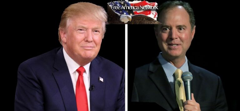 Schiff Alleges Trump's Policy Threatens National Security