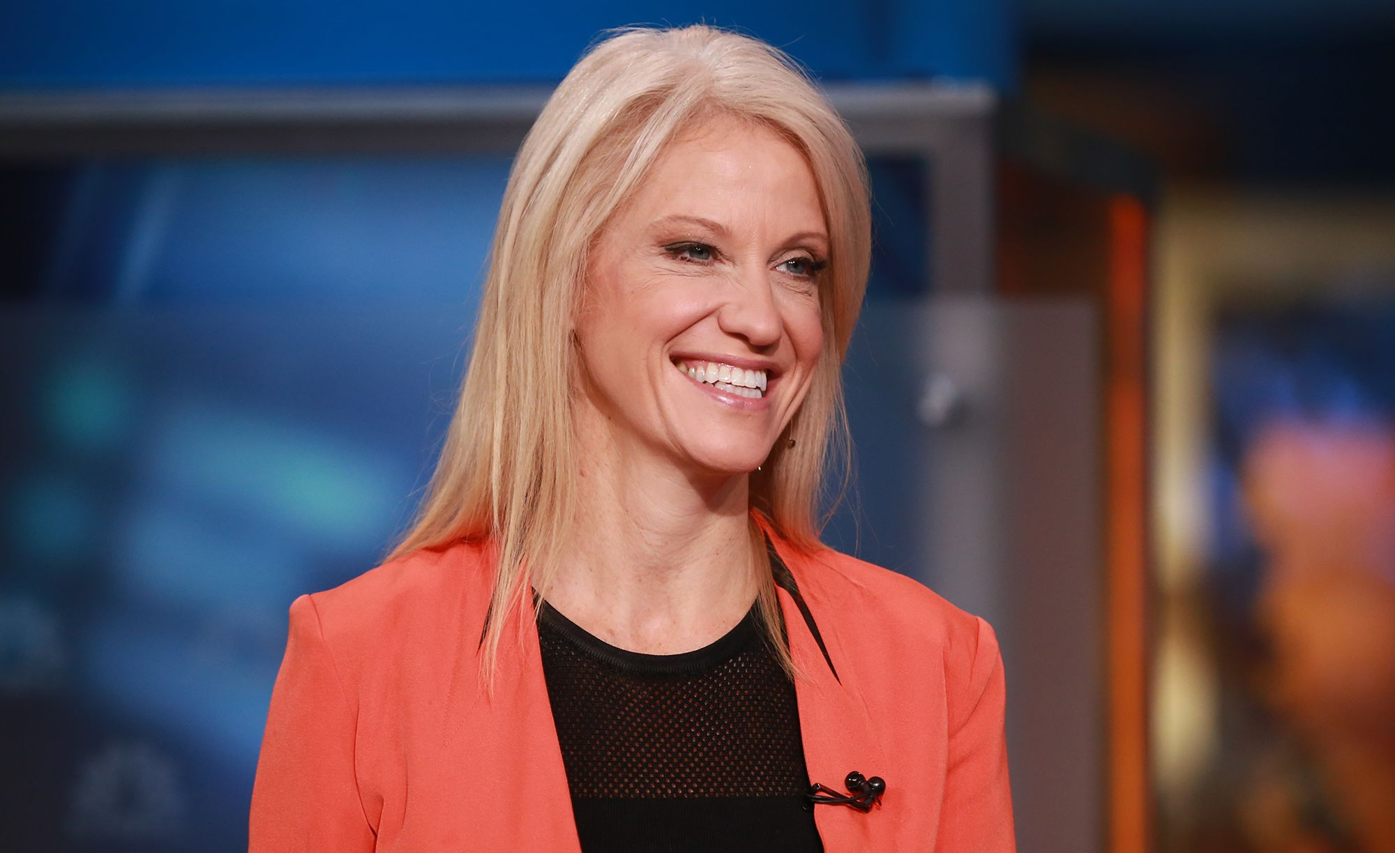 Agency Recommends Kellyanne Conway Be Removed From