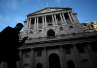 BoE's Saunders says UK rates may need to rise before markets expect