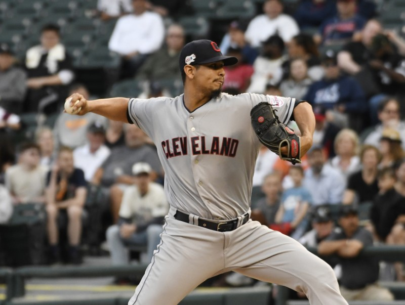 FILE PHOTO: MLB: Cleveland Indians at Chicago White Sox